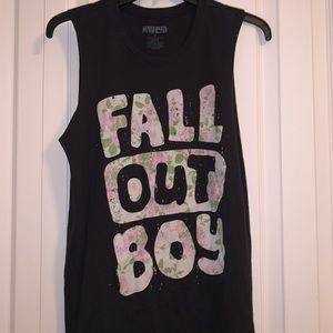 Fall Out Boy Tanktop